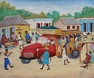 Haitianarts quadro informazioni consigli