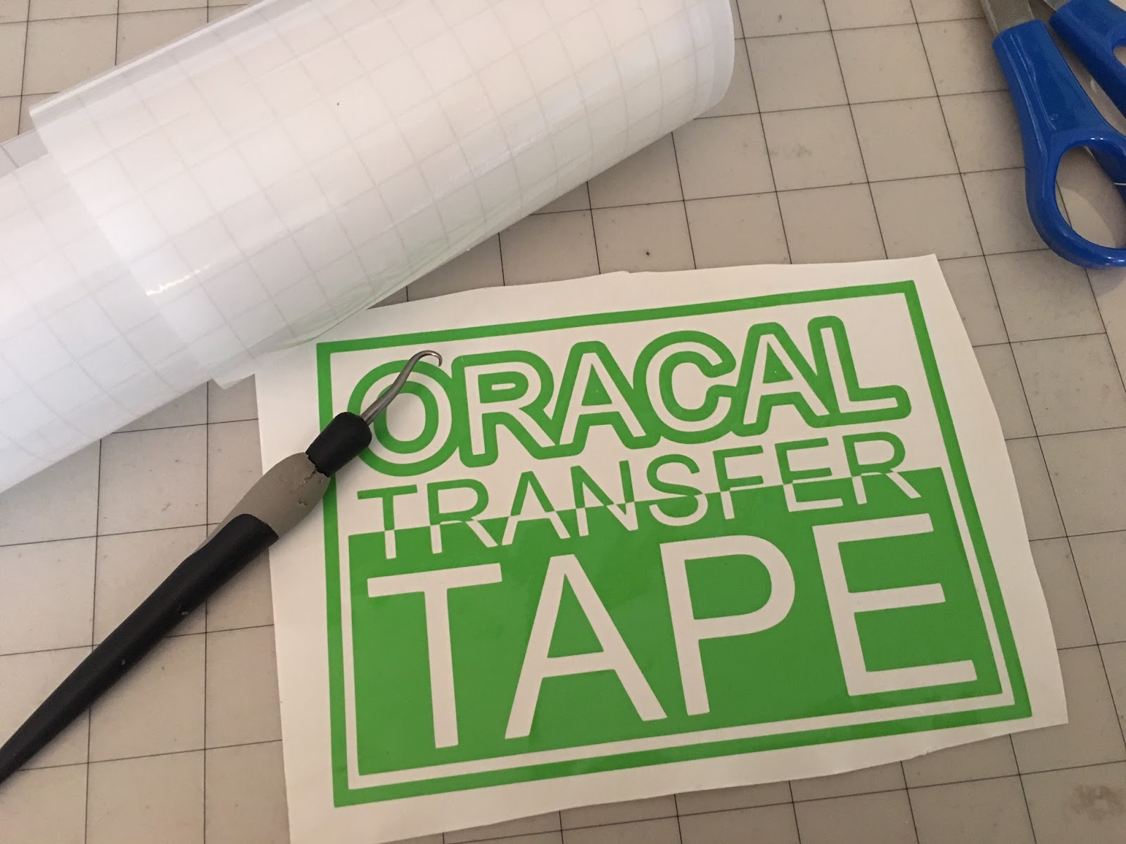 Best Transfer Tape for Oracal Vinyl 651 and 631 (Review and