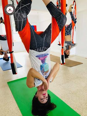 yoga aereo, yoga aerea, aeroyoga, teacher training, air yoga, aerial yoga, cursos, formacion, rafael martinez, yoga alliance, profesorado, mexico, argentina, puerto rico, salud, wellness, bienestar