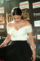 Amyra Dastur in White Deep neck Top and Black Skirt ~  Exclusive 040.JPG