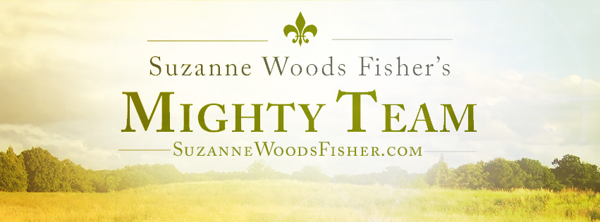 Suzanne Woods Fisher Mighty Team 2016