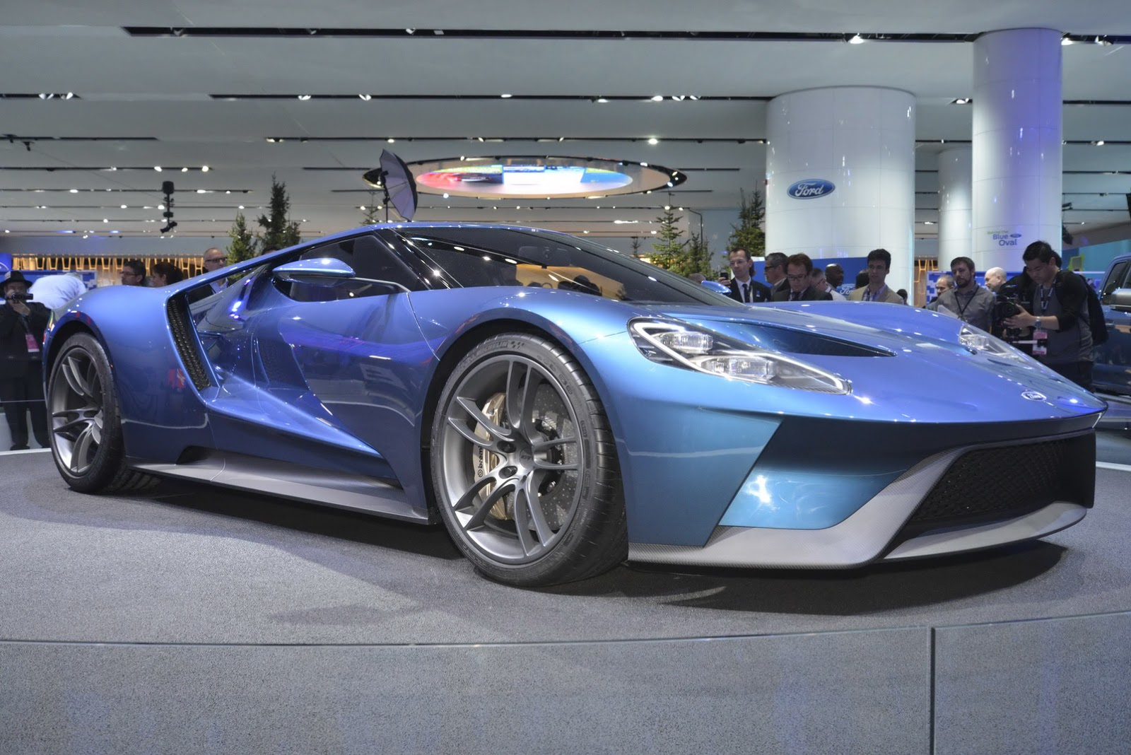 Ford S New Gt Is The Car That Stole The Acura Nsx S