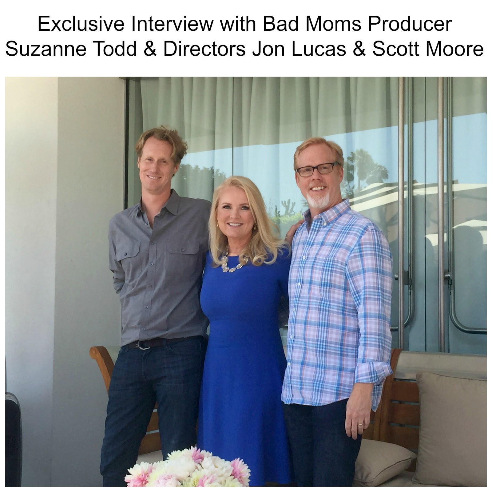 Exclusive Interview with Bad Moms Producer Suzanne Todd and ...