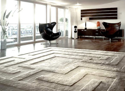 Creative Carpets and Rugs for Home Flooring