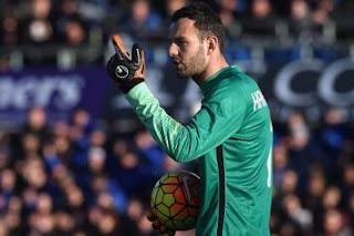 Handanovic PSG Inter milan
