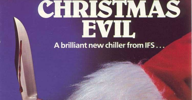 Chrichton's World: Review Christmas Evil a.k.a. You Better Watch Out Director's Cut (1980): Be ...