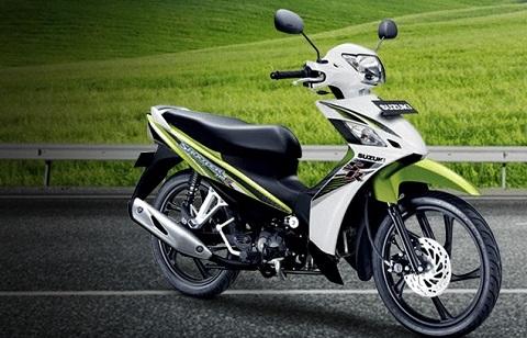 Harga Motor Suzuki Shooter