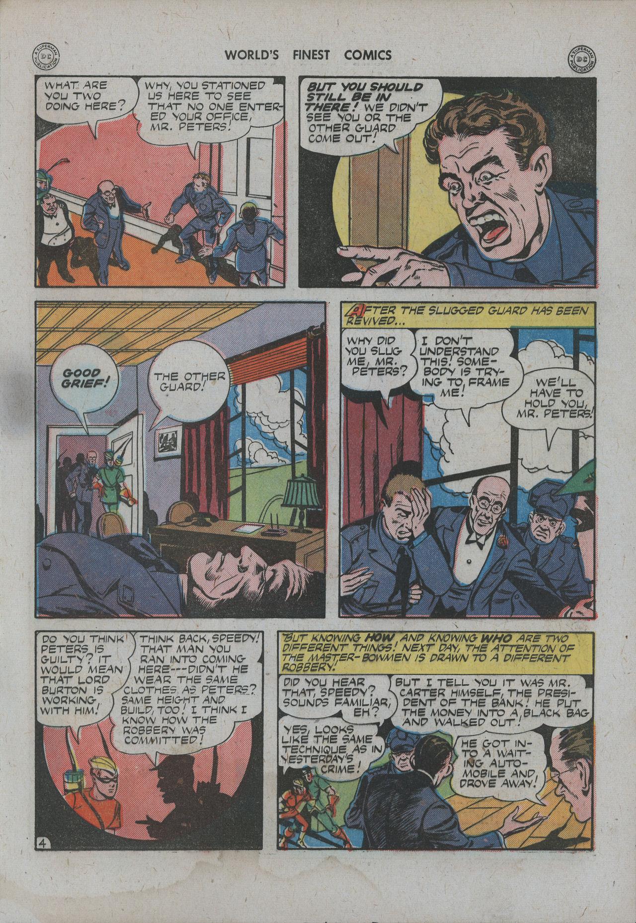 Read online World's Finest Comics comic -  Issue #15 - 40