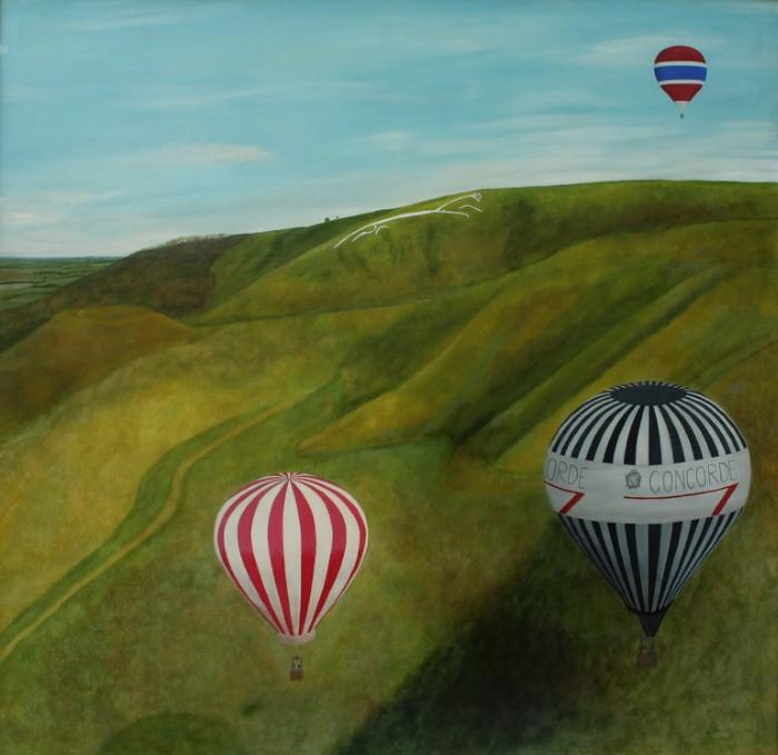 Современные художники Британии. Robert Harris 9