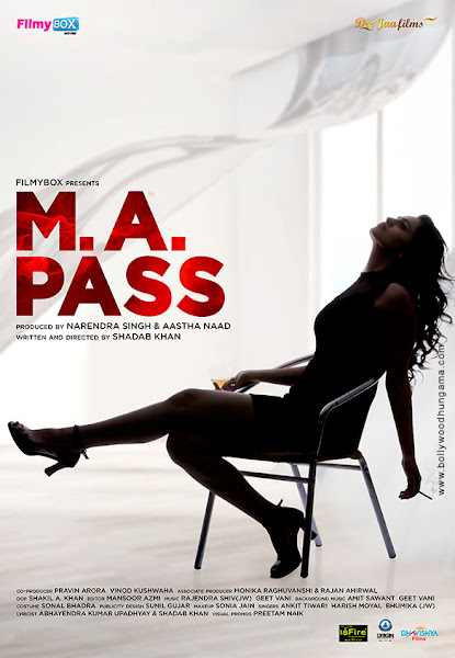 M. A. Pass (2016) Movie Poster