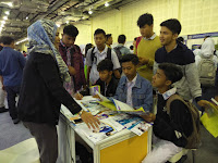 Kunjungan ke Balai Kartini untuk Informasi PTN/PTS