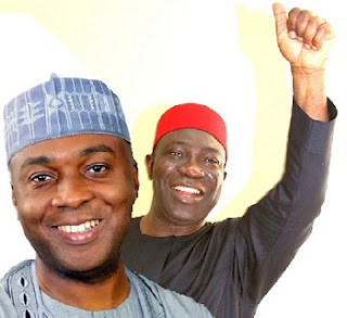 BREAKING: Attorney General Stalls Saraki, Ekweremadu's Forgery Suit