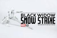 Snow Strike Black Widow exclusiva de NY Comic-Con 2017 - A3