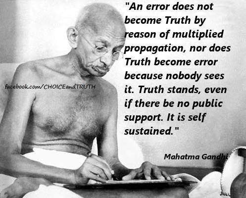 TRUTH is Self-Sustained