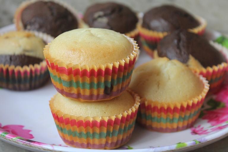 Eggless Vanilla Cake Recipe Joy Of Baking: Eggless Vanilla Muffins Recipe