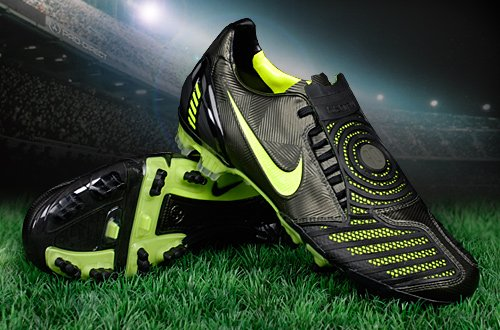 Nike Total 90 Laser II 2008 Boots - Original, K-Leather ...