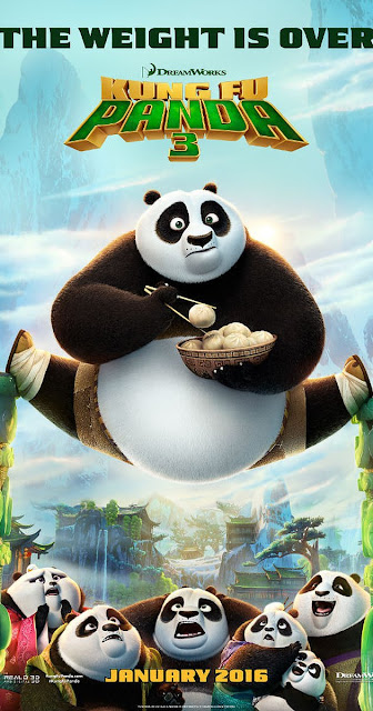 Review Movie Kung fu Panda 3