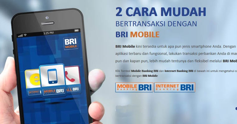 Cara Daftar Mobile Banking Bri Mudah Dan Cepat Paket Internet