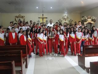 CSJD recebe Nossa Senhora Aparecida em seu Jubileu de 300 anos de bênçãos...