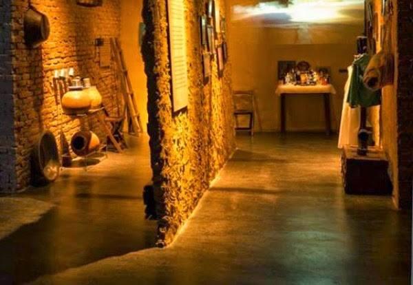 Uma noite no Museu em Recife  faz referência ao trabalhador sertanejo