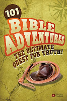BookReview 101 Bible Adventures: The Quest For the Truth by Livingstone, Ed. Pub. Concepts and Tyndale
