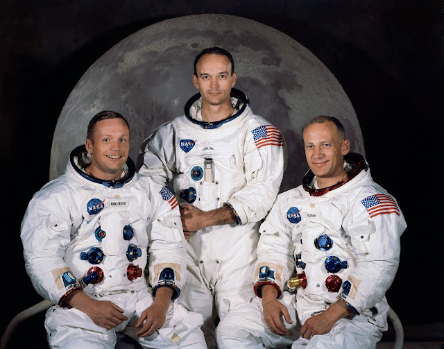 Kru Apollo 11, fakta apollo 11