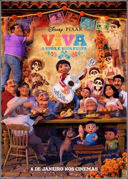 5 - Viva : A Vida é uma Festa (2017) Torrent Dual Áudio BluRay 720p 1080p