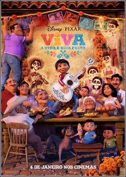 Viva: A Vida é uma Festa Dublado (2017)