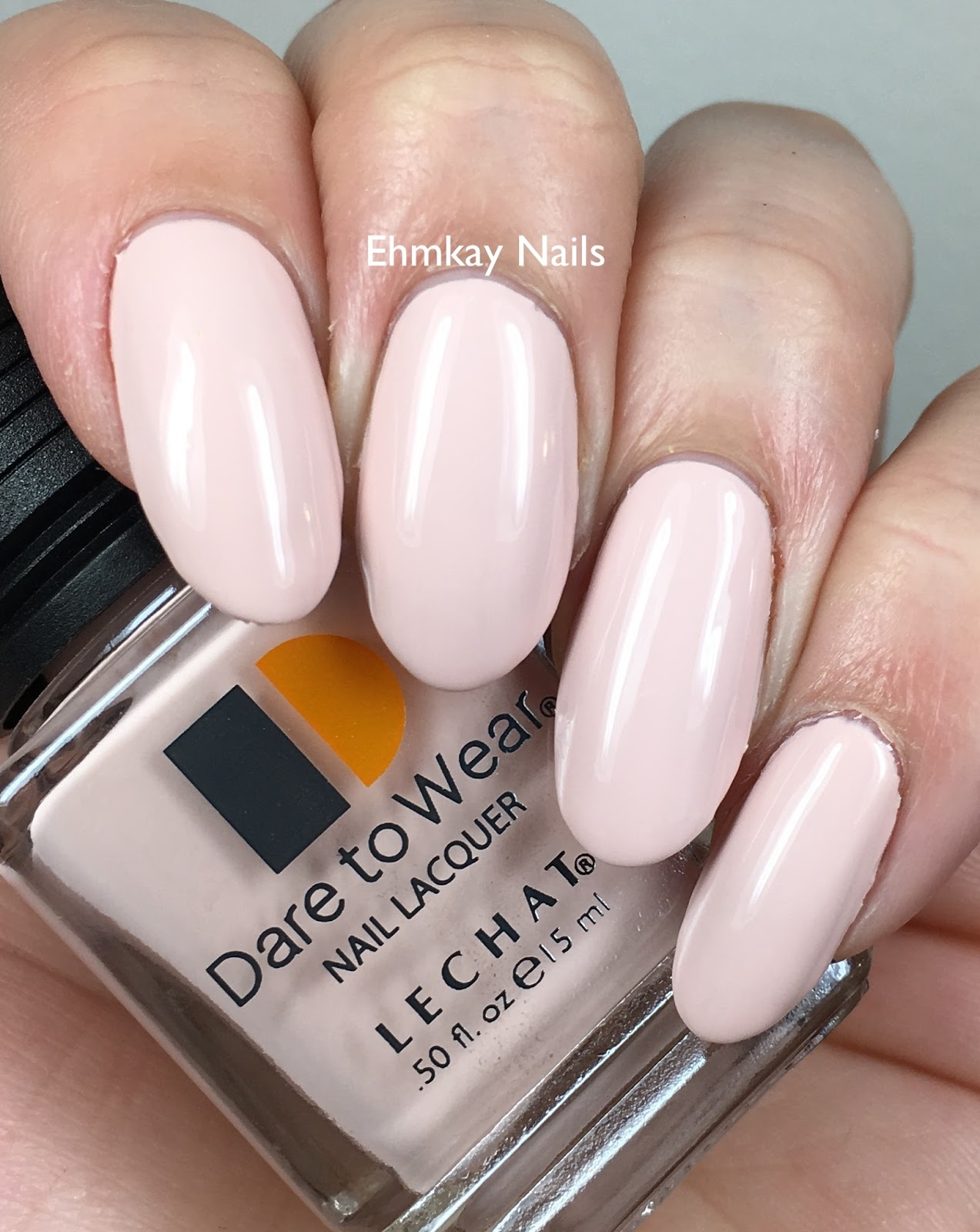 ehmkay nails: Lechat Dare to Wear English Rose Spring 2018, Swatches ...