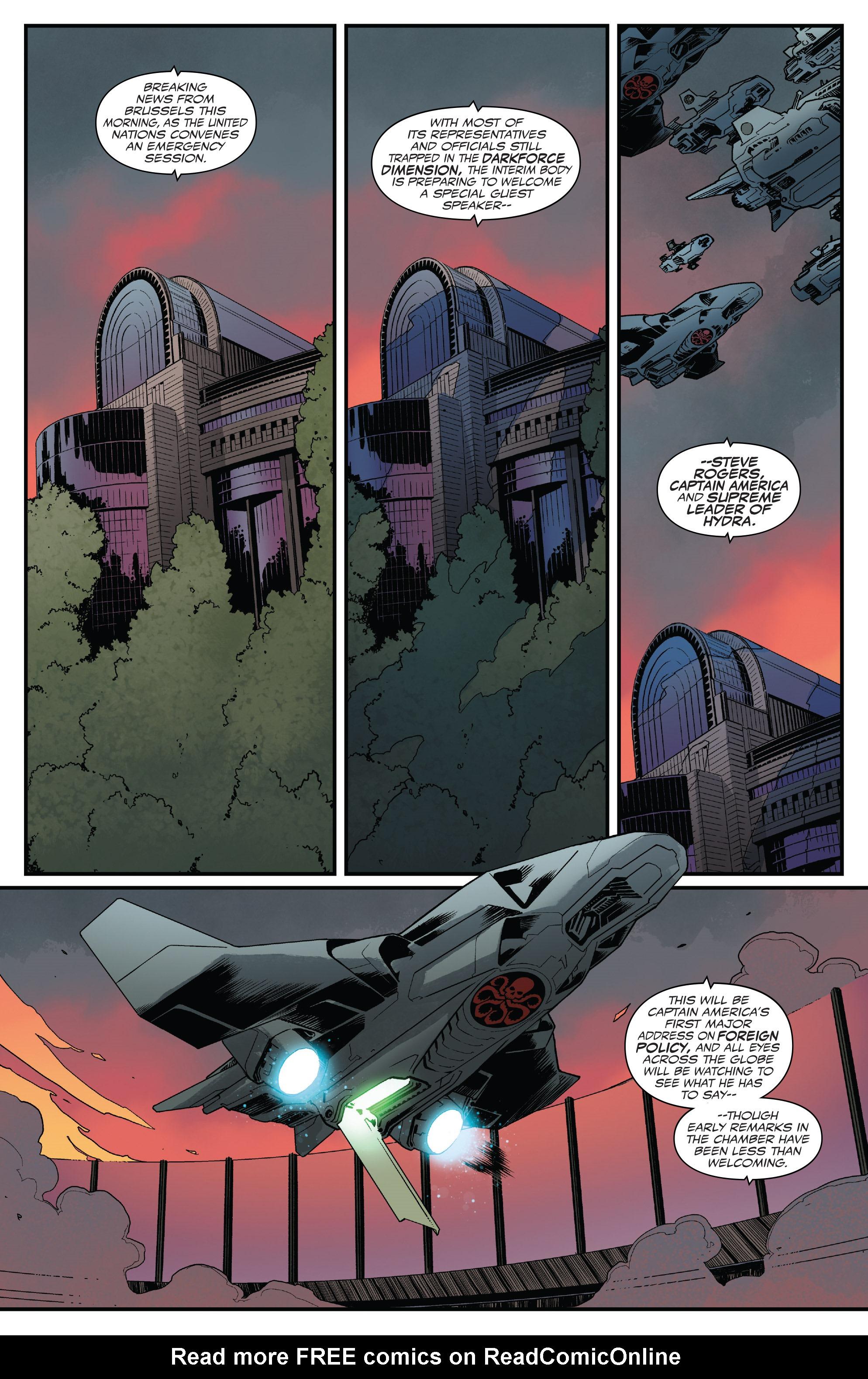 Read online Captain America: Steve Rogers comic -  Issue #18 - 4