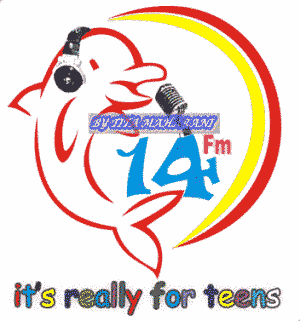 Streaming radio online Fourteen FM Semarang