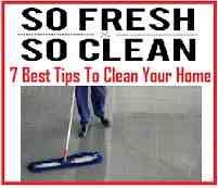Remove Dust, Bacteria