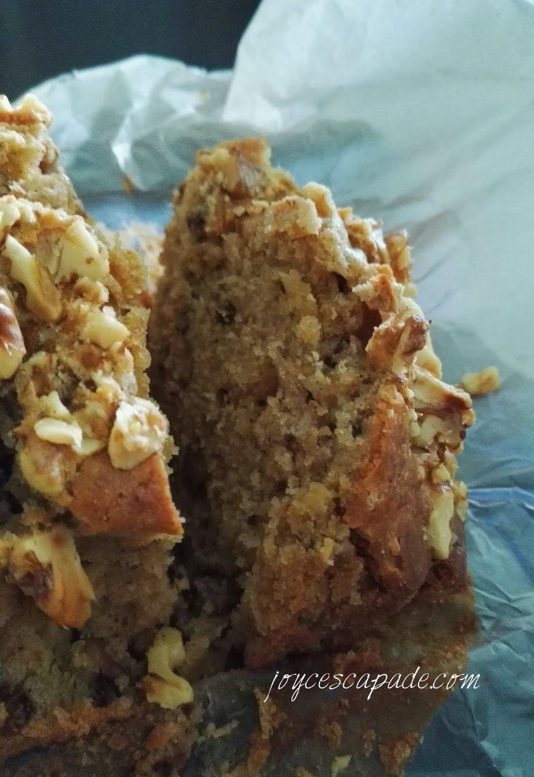 Apple Walnut Cake Facebook