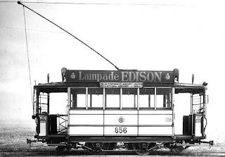 tram pubblicità du chene igp