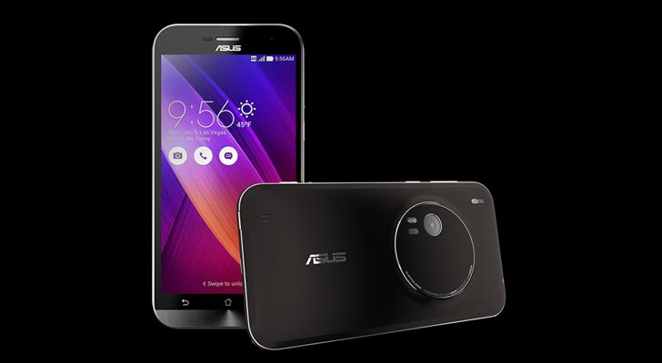 Asus Zenfone zoom come condividere video e foto su facebook, WhatsApp, e-mail e social