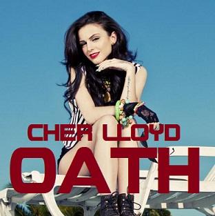 """HOS?: Listen to Cher Lloyd's new song """"Oath"""""""