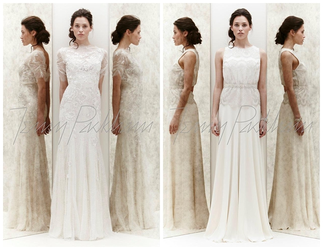 Wow Wow Wow Jenny Packham Bridal Collection 2013