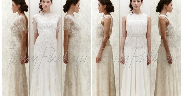 Vintage Wedding Dresses Jenny Packham
