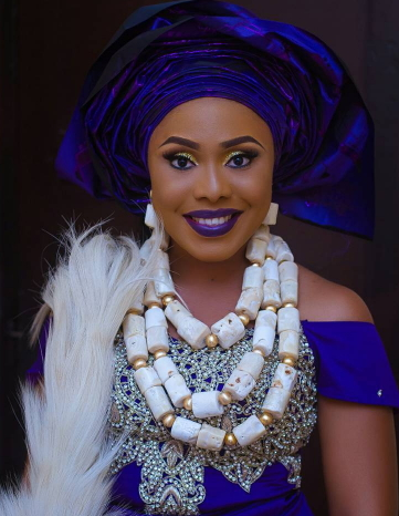 nigerian traditional wedding photos