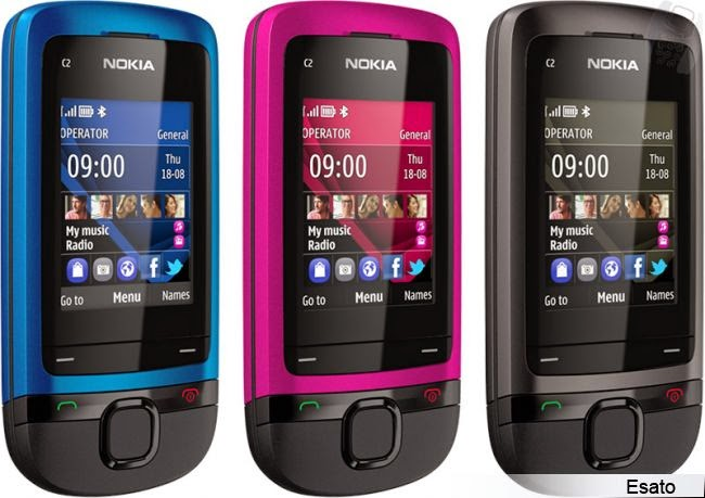 nokia c2 05 software mobile9