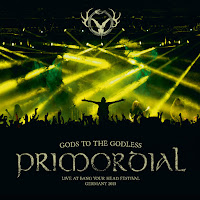 "Primordial - "" Gods to the Godless"""