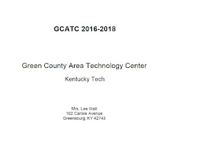GCATC 2016-2018 Improvement Plan