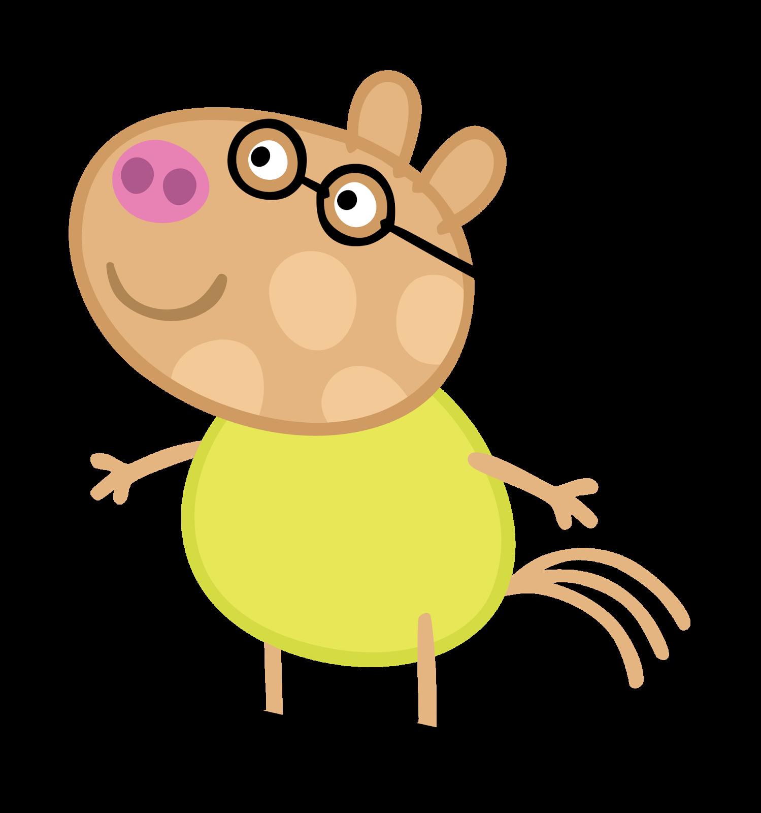 Cartoon Characters Peppa Pig Hq