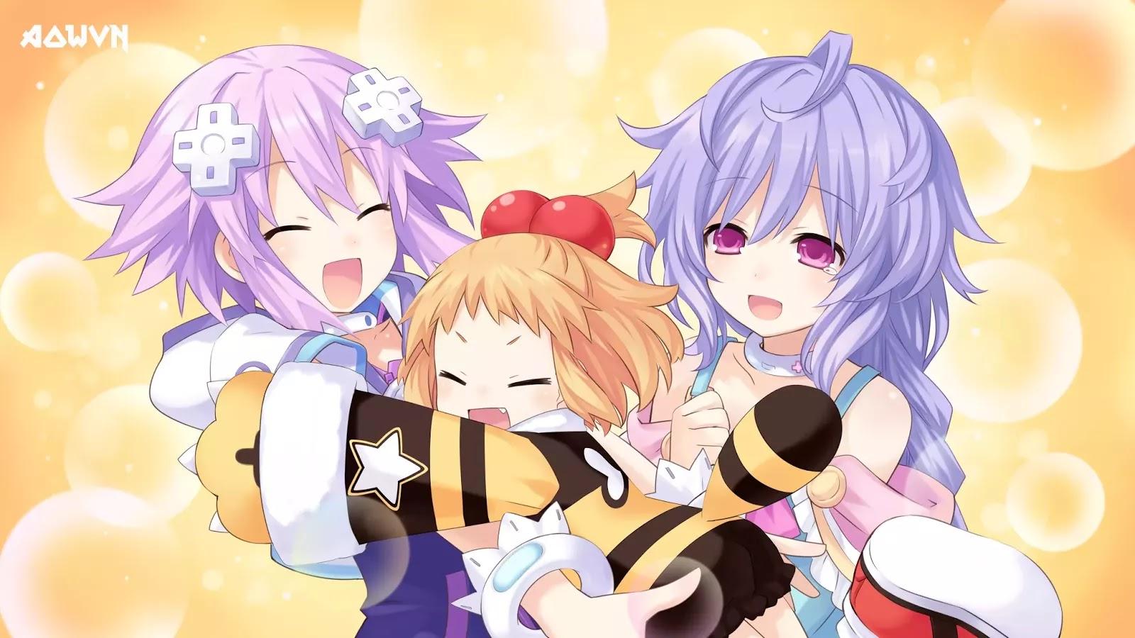 AowVN.org min%2B%252835%2529 - [ Hình Nền ] Game Hyperdimension Neptunia cực đẹp | Anime Wallpapers