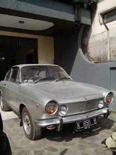 Lapak Mobil Klasik : Jual Fiat Sport Klasik Tahun 69 - MALANG