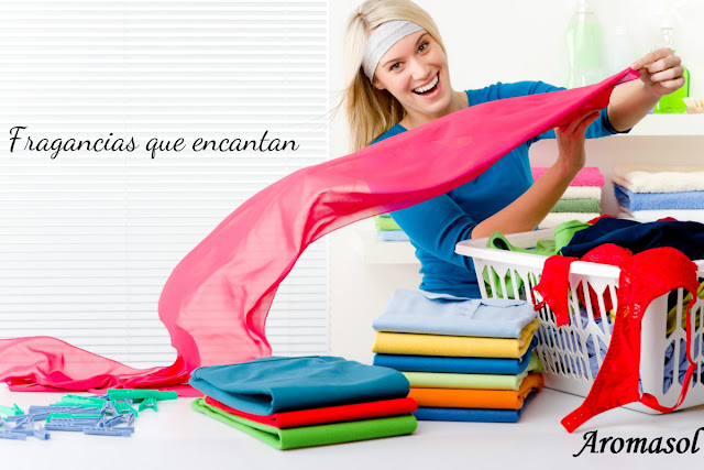 Perfumes textiles