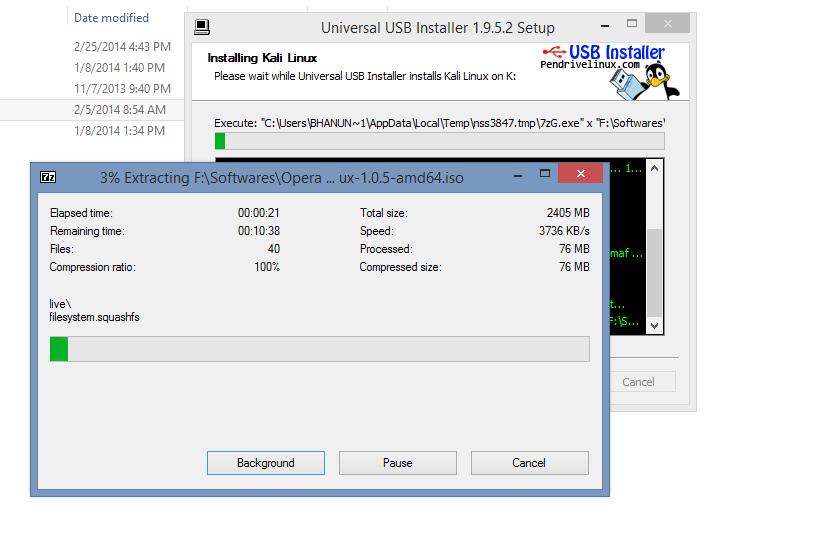 ultraiso how to create bootable usb