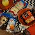 Pomysł na makaron ryżowy z kurczakiem i krewetkami