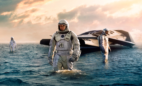 Best Visual Effects Oscars Nominees 2015 - Interstellar