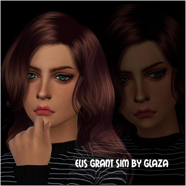 ELIS GRANT SIM BY GLAZA